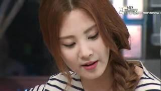 SNSD maknae Seohyun singing Taylor Swift - Speak Now | 21st September