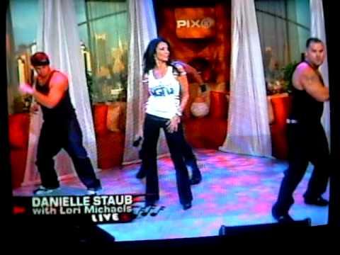 "Danielle Staub ""close to you"" performance"