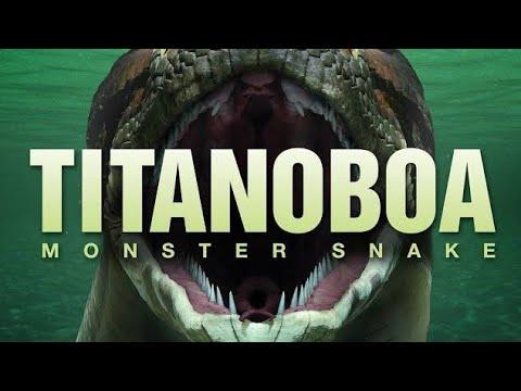 Download Titanoboa: Monster Snake - Titanoboa cerrejonensis