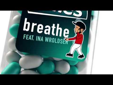 Jax Jones  Breathe Visualiser ft Ina Wroldsen