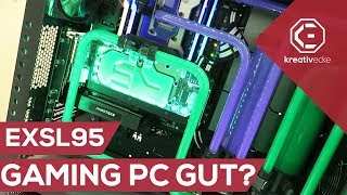 MEINE MEINUNG zum GAMING PC von EXSL95 ? | Hot oder Schrott? #KreativeFragen 39