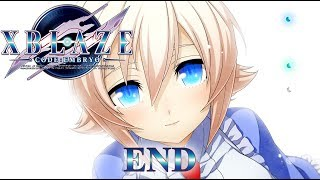 XBlaze Code: Embryo | True End
