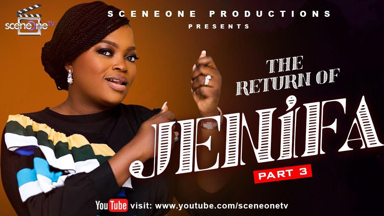 Download Flashback  Movie: The Return Of Jenifa (Part 3)   Yoruba Nollywood Movie