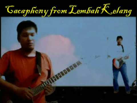 Cyber Jammers - Cacaphony From Lembah Kelang