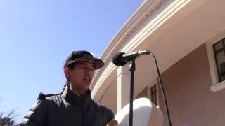 Santa Fe Indian Center - Moral Monday @ New Mexico State Capitol - Ehren Kee Natay