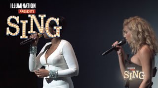 "Repeat youtube video Jennifer Hudson & Tori Kelly  Perform ""Hallelujah"" - Sing Premiere at TIFF"