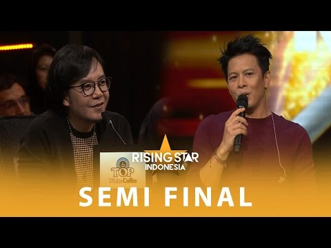 Duet Expert Keren, Ariel & Ari Lasso | Semi Final | Rising Star Indonesia 2016