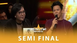 Duet Expert Keren Ariel Ari Lasso Semi Final Rising Star Indonesia 2016 MP3