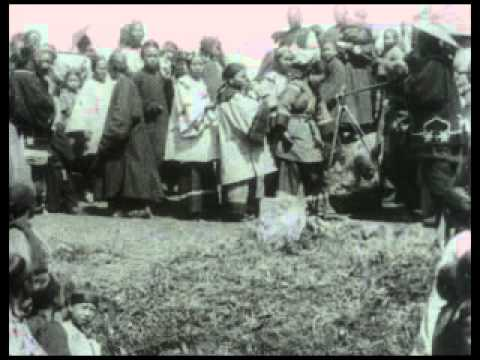 SOAS film archive - rare footage of life in China in the early 20th century