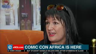 Comic Con Africa kicks off