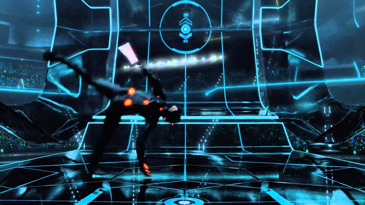 Tron Legacy Rinzler Battle A Sound Design Project By Pete Thomasberger