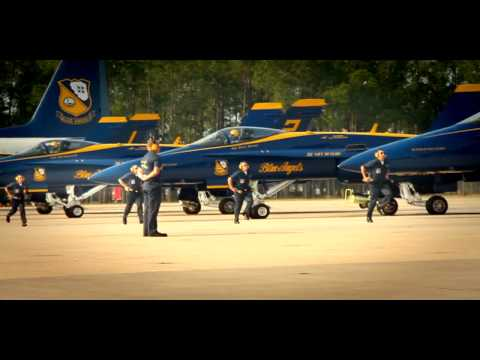 Naval Aviation Museum Foundation-Blue Angels video