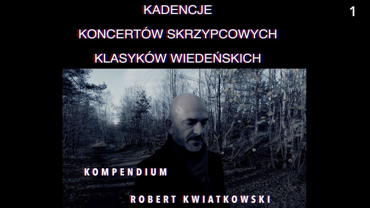 Kwiatkowski -Cadenzas