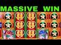 Dragon's Law Twin Fever Slot Machine 🏆MASSIVE WIN🏆Better Than 💥HANDPAY JACKPOT💥MEGA BIG WIN