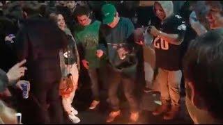 Philadelphia riots: Eagles fans celebrate Super Bowl win with fire, destruction, mayhem