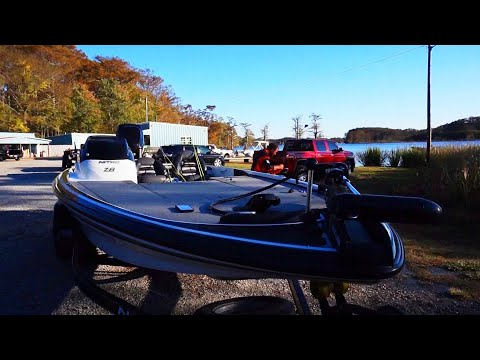 Fall Bass Fishing Tournament On Chickahominy Lake | Ed Allen's Series