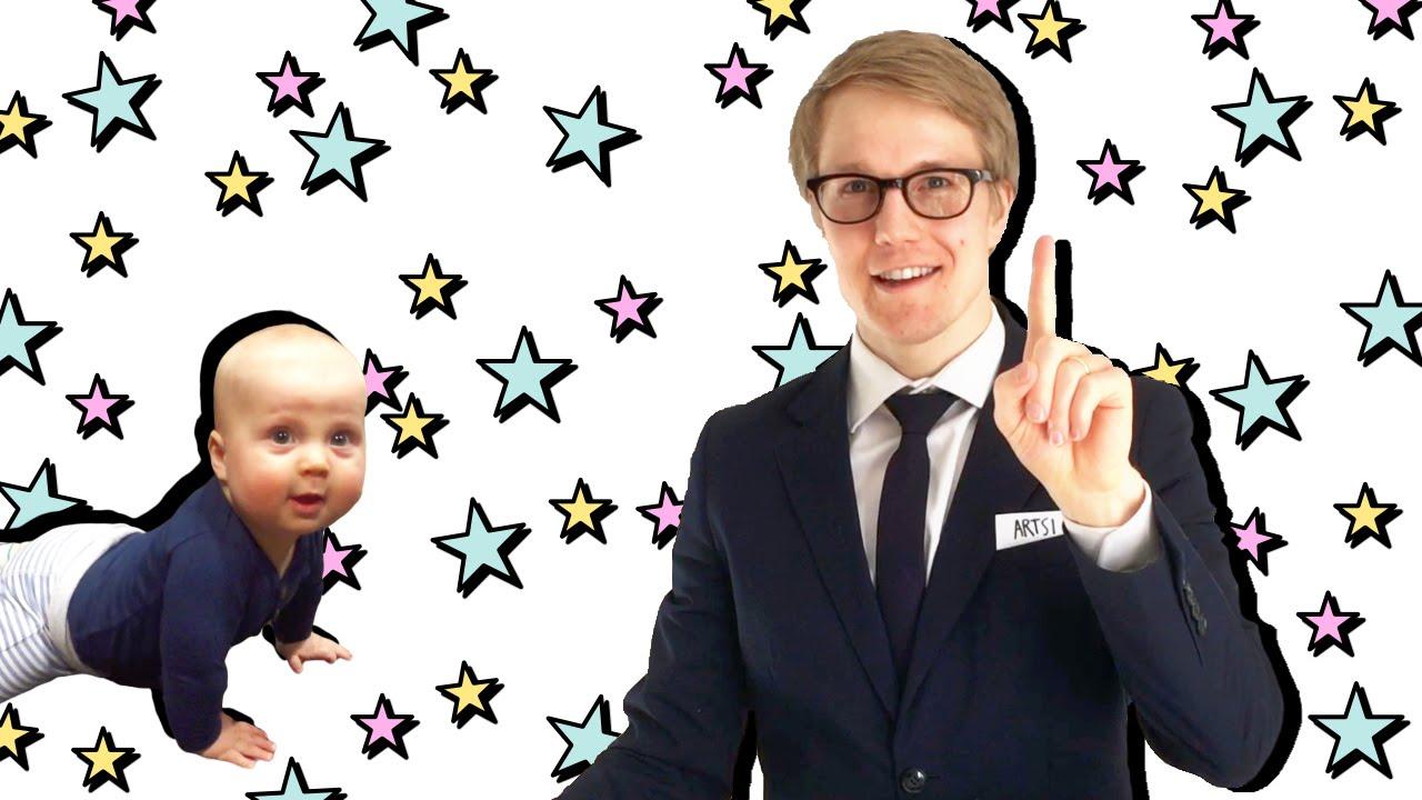 Milloin Vauva Kannattelee Päätään