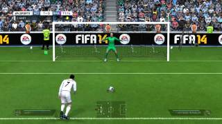 Penales FIFA 14 ° XBOX One