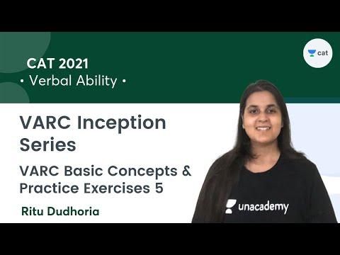 VARC Basic Concepts