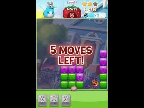 Fruit Mania ios iphone gameplay