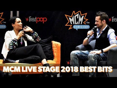 Top 10 MCM Comic Con Live Stage Moments