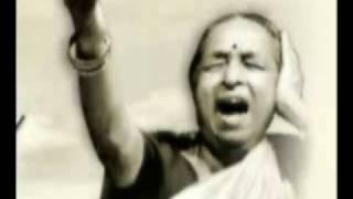Gangubai Hangal, Raag Miyan ki Malhar.