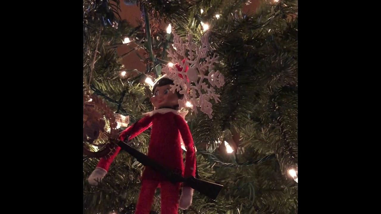 Marine Christmas - Elf On The Shelf #Shorts