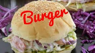 Mayonnaise  Burger  ......