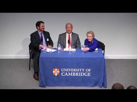 Campaigns on the World Stage: Madeleine Albright and Vin Weber