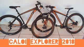 Caloi Explorer Sport 2018 Youtube