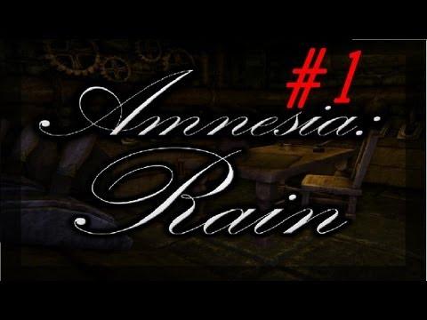 Cùng chơi Amnesia - Custom Story - Amnesia Rain : Tập 1 - Nổi da vịt rồi :((