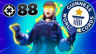 WE SET A FORTNITE WORLD RECORD (88 Elims)
