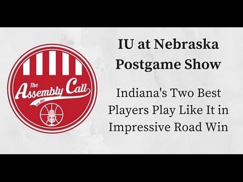 IU at Nebraska Postgame Show (2016)