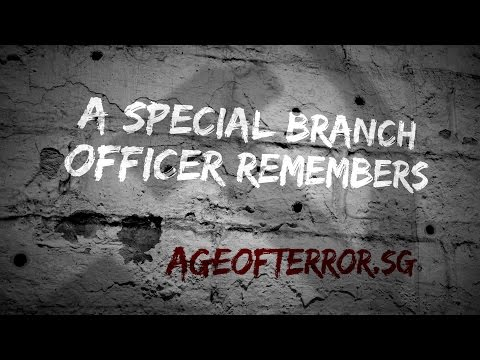 Age of Terror - A Special Branch Officer Remembers
