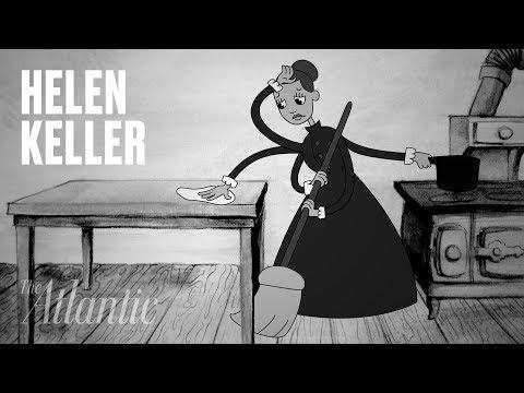 This Is Helen Keller's 1932 'Modern Woman'