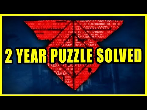 The REAL LIFE Destiny Puzzle That Took 2 Years To Solve - Destiny 2