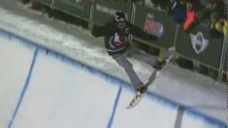 TTR Tricks - Iouri Podladtchikov crowned Halfpipe World Snowboarding Champion