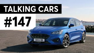 Tesla Production Issues, 2020 Ford Focus & Video Questions | Talking Cars with Consumer Reports #147