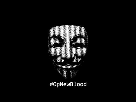Anonymous message to the Anonymous Collective 2013 (sille lasen)