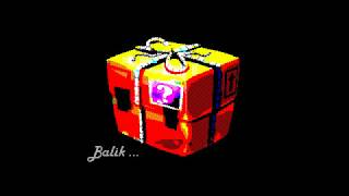 Balik - zx spectrum basic demo