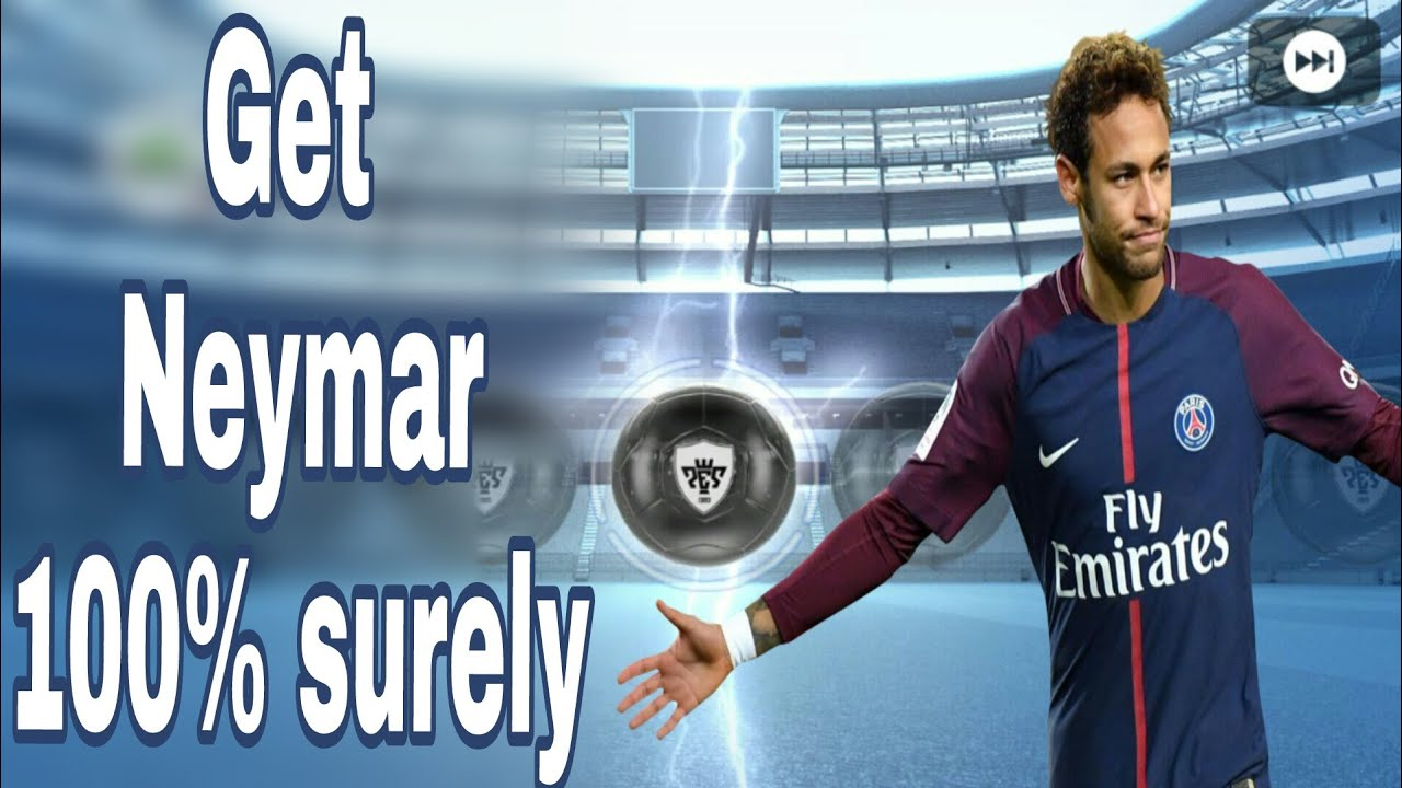 Neymar scout combination PES 19 mobile || How to get neymar in pes 19 mobile