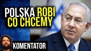 Polityk z Izraela od Netanjahu : Polska Zrobiła CO KAZALIŚMY - Komentator