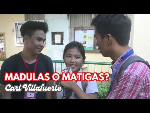MATIGAS o MADULAS? HAHAHA LAPTRIP! | Interview #3