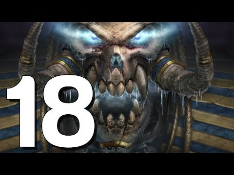 Let's Play Warcraft 3 (#18) - Eternity's End