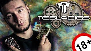 обзор Бокс модов Tesla Punk 220w и Tesla Nano 120w