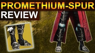 Destiny 2: Promethium-Spur Review (Deutsch/German)