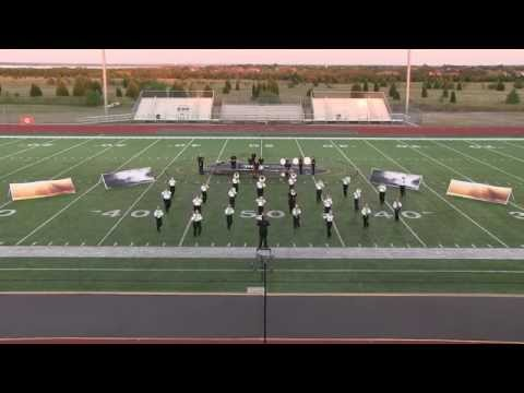 Cayuga High School Band Sunnyvale Finals Performance Oct 10, 2015