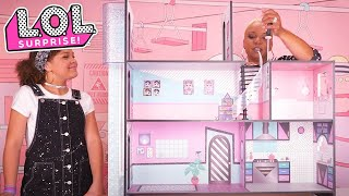 LOL Surprise! | LOL Surprise! House Assembly Instructions | Easy Step-By-Step Demo