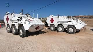 Ejercicio 'Angel Rescue', simulacro con las células de evacuación y logísticas.