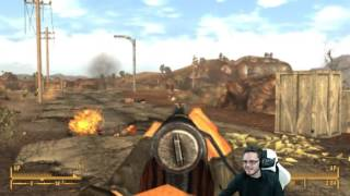 The Fight for Goodsprings, the Heroics of ZiggyD - Fallout: New Vegas Stream Highlight